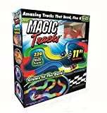 Magic Tracks AS SEEN ON TV!! NEW Bend Flex & Glow In The Dark Racetrack