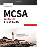 MCSA Microsoft Windows 10 Study Guide: Exam 70-697 Front Cover