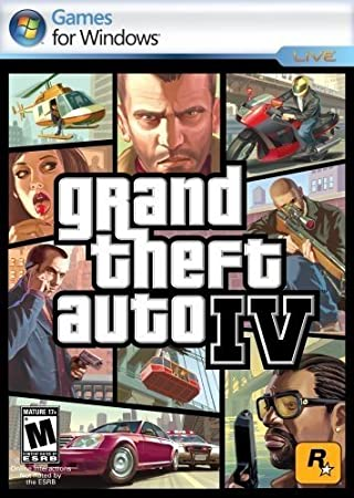 GTA IV Complete + La Noire Complete + GTA San Andreas [Download]