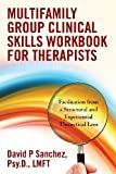 img - for Multifamily Group Clinical Skills Workbook for Therapists: Facilitation from a Structural and Experiential Theoretical Lens book / textbook / text book