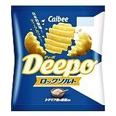 カルビー Deepoロックソルト 55g×12袋