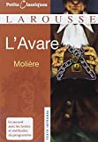 L'Avare (Petits Classiques Larousse Texte Integral)