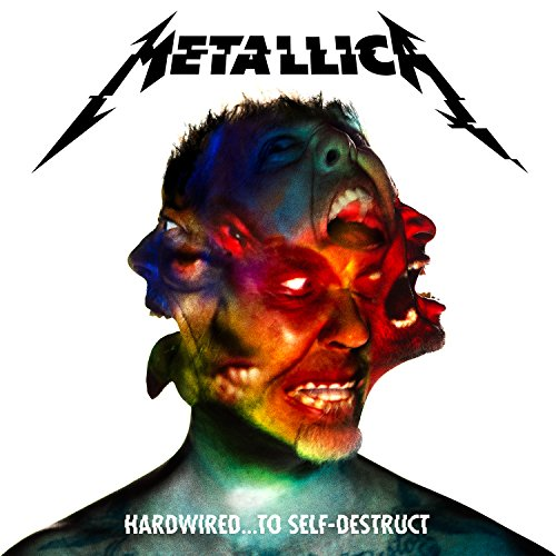 Metallica - Hardwired...to Self-Destruct (Deluxe) - Zortam Music