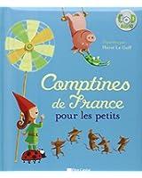 Comptines de France pour les petits (1CD audio)