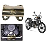 Speedwav Brass Bike Handle Joint Clip-Royal Enfield Himalayan