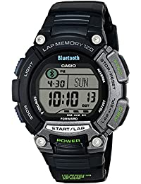 Casio Outdoor Digital Grey Dial Unisex Smart Fitness Watch - STB-1000-1ADF [ IOS Compatible ]