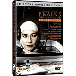 Brains That Wouldn't Die! Collection