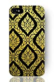 SPRAWL New Fashion Design Hard Protect Skin Case Cover Shell for Mobile Cell Phone Apple Iphone 4 4S -Symmetry Vase
