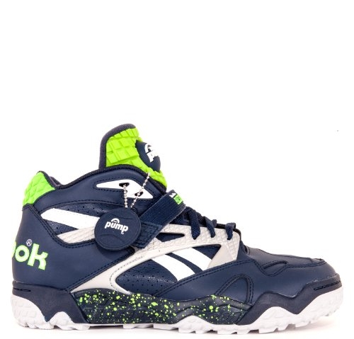 big sale a890f 2e8d6 Thanks for view Reebok Pump Paydirt Mid Seahawks Navy Silver Green White 9  . then if you want to check product . I will help you decide what for you.