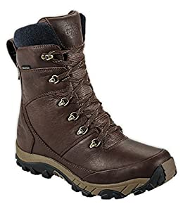 The North Face Men's Chilkat Leather Insulated Tall Hiking Boot (10.5)