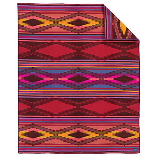 Pendleton Bright River Blanket, Twin front-174405