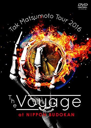 Tak Matsumoto Tour 2016 -The Voyage- at ������ƻ��[DVD]