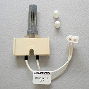FURNACE HOT SURFACE IGNITOR ONETRIP PARTS® DIRECT REPLACEMENT FOR TRANE AMERICAN STANDARD OEM PART IGN00026