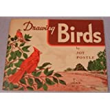 Drawing Birds ~ Joy Postle