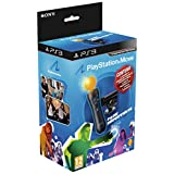 Pack d�couverte  PlayStation Move (Manette + camera PlayStation Eye + disque d�mo)par Sony Computer...