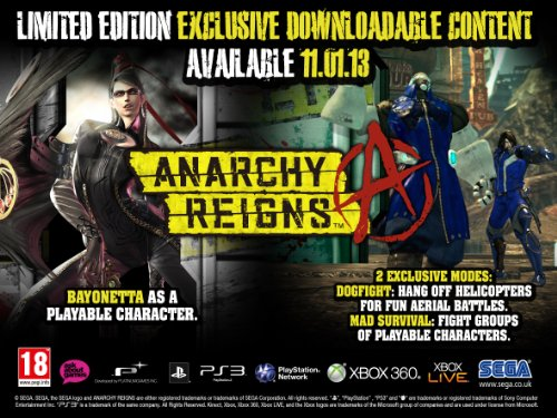 Anarchy Reigns: Limited Edition galerija