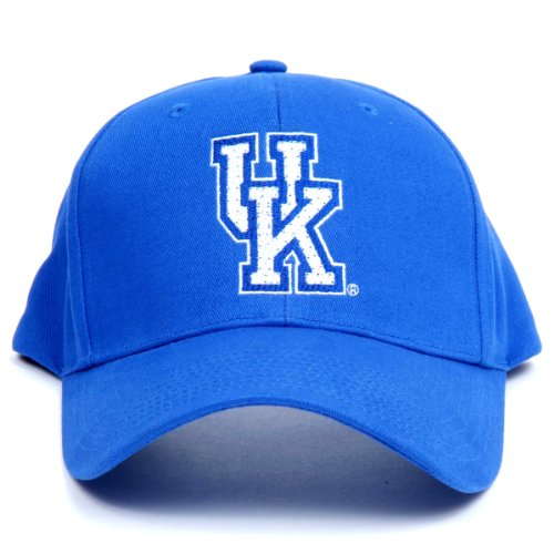 Ncaa Kentucky Wildcats Led Light-Up Logo Adjustable Hat
