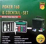 51Rhb6T4pIL. SL160  Idena 6151245   Poker  und Cocktailset
