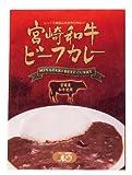 ◆宮崎で行列のできるカレー店の宮崎和牛ビーフカレー◆5250円以上のお買い上げで送料無料