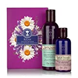 Neal's Yard RELAX English Lavender Organic Bathing Collection