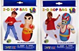 3D Bop Bag Blow Up Inflatable Boxer [Toy]