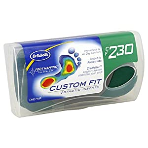 Dr. Scholl's Custom Fit Orthotic Inserts, CF 230