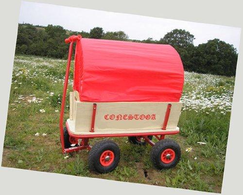Classic Wooden Truck Conestoga