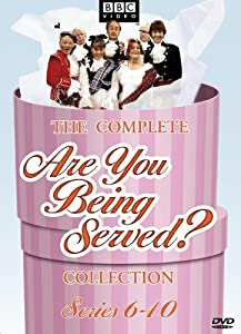 Are You Being Served? Collection 2 (Series 6-10) by BBC Video