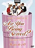 Are You Being Served: Comp Collection Series 6-10 [DVD] [1973] [Region 1] [US Import] [NTSC]