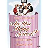 Are You Being Served: Comp Collection Series 6-10 [DVD] [1973] [Region 1] [US Import] [NTSC]by Mollie Sugden