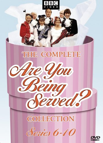 Cover art for  Are You Being Served? Collection 2 (Series 6-10)