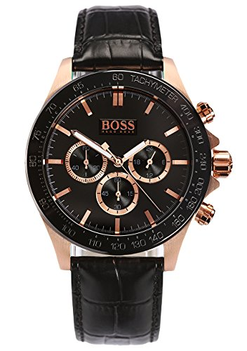 Hugo Boss Black Ikon Mens Watch 1513218