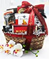 Deepest Sympathy Gourmet Gift Basket