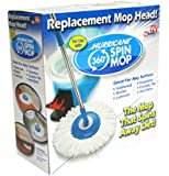 Amazon Com Spin Mop Handle Replacement Woodsam Tm