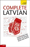 Complete Latvian (Book & CD)