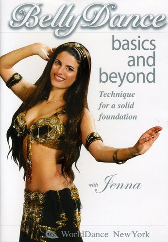 DVD : Bellydance Basics and Beyond: Technique For A Solid Fuondation (DVD)