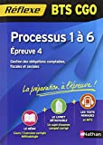img - for processus p1 a 6 epreuve 4 bts cgo memo reflexe n69 2012 book / textbook / text book
