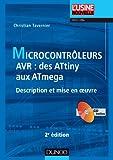 Microcontrôleurs AVR - 2e éd. - Description et mise en oeuvre - Livre+CD-Rom