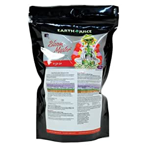 HydroOrganics HOH37272 Earth Juice Bloom Master 0-50-30 Germination Kit, 3-Pound