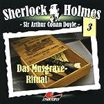 Das Musgrave-Ritual (Sherlock Holmes 3)   Sir Arthur Conan Doyle