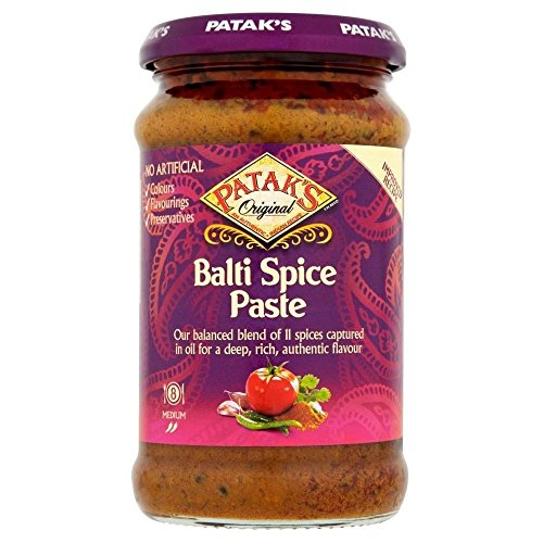 Patak'S Medium Balti Curry Paste (283G)