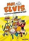 Moi, Elvis - tome 1 - Moi, Elvis, champion des plus grosses bêtises par Bidari
