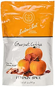 Boston's Best Coffee Roasters Pumpkin Spice