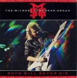 ROCK WILL NEVER DIE (VINYL LP)