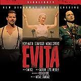 Evita Broadway Cast