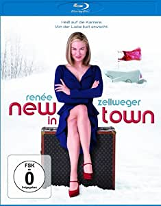 New in Town Bd [Blu-ray] [Import allemand]