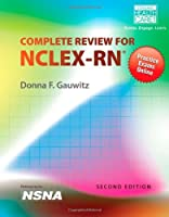 Delmar's Complete Review for NCLEX-RN, 2nd Edition Front Cover