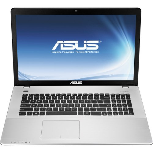 エイスース ASUS ノートパソコン Laptop 17.3 Inch X750JA-DB71【Intel i7-4700HQ 2.4 GHz/1TB HDD/8GB RAM/Windows8】米国版 US version Keyboard OS 【並行輸入品】