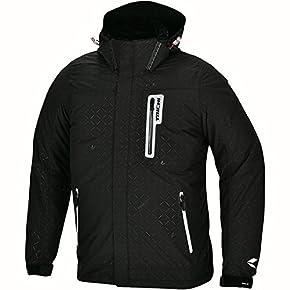 アールエスタイチ RSJ707 モトレック ウインタージャケット EMBOSS BLACK Lサイズ 【RSタイチ直営店舗販売】※在庫状況は確定ではございません。万一、欠品の場合はメールにてご連絡させて頂きます。