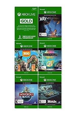 Xbox One Family Fun Pack - Xbox One [Digital Code]